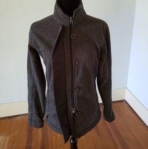 Royal Robbins sz M grey and black jacket
